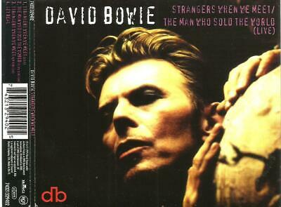 David Bowie - Strangers When We Meet (CD Single 1995)
