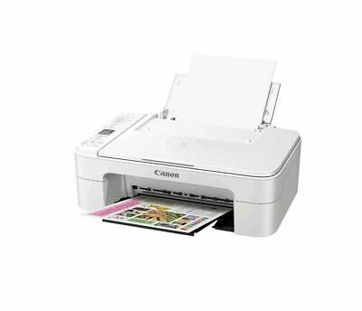 USED Canon - PIXMA TS3122 Wireless All-In-One Printer (Ink Not Included)