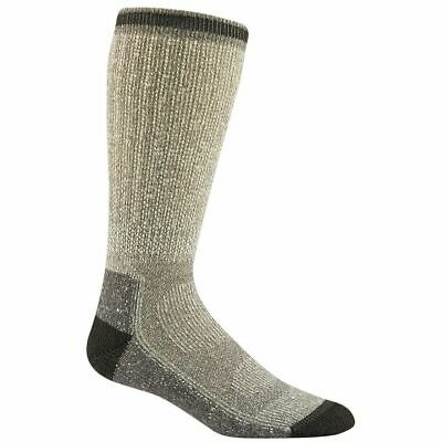 Wigwam Merino Wool Comfort Sportsman Winter Socks F2410 USA Made Large Brown