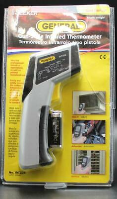 General Infrared Thermometer Gun Style IRT206