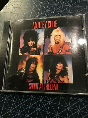 Motley Crue - Shout At The Devil Canada - Used CD