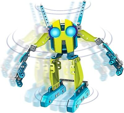 Meccano Micronoid CODE ACE Interactive Programmable Buildable Robot