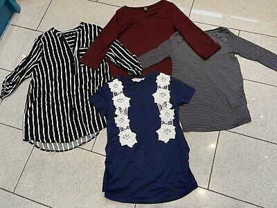 Maternity Tops Bundle Size 10