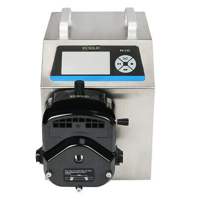 Dispensing Peristaltic Pump F6-12L, 6.9-12000 mL/min, Large Volume, Servo Motor