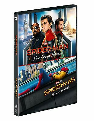 Spider-Man: Far From Home / Homecoming  2 Dvd