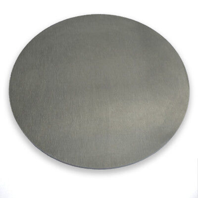 Aluminium Disc - Strength 3mm AlMg3 Aluminum Round