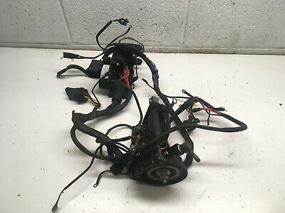 W5  Volvo Penta 4.3 GL engine wiring wire harness