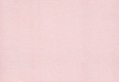Toile Aida Rose Bebe  7Pts/Cm- 1Mt*1.60Mt Grand