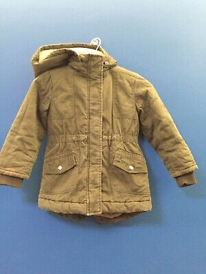Kids Unisex Boys/girls Designer Winter Coat 5/6 Years