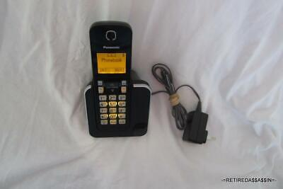 Panasonic KX-TGC350 Cordless Telephone (Handset and Base) No batteries included