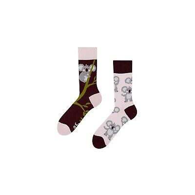Good Mood Unisex Koala Adult Animal Socks
