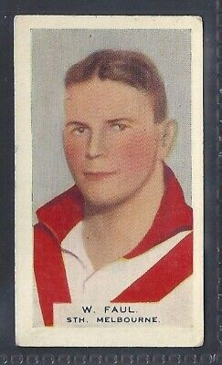 Hoadleys-Victorian Football Ers (Heads 1-50)-Aussie Rules-#027- South Melbourne