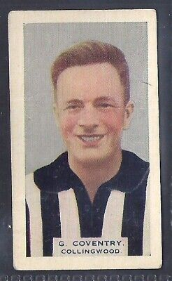 Hoadleys-Victorian Football Ers (Heads 1-50)-Aussie Rules-#042- Collingwood