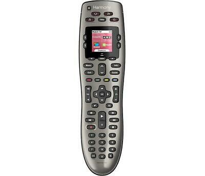 Logitech Harmony 650 LED Screen Universal Remote Control One Click Smart