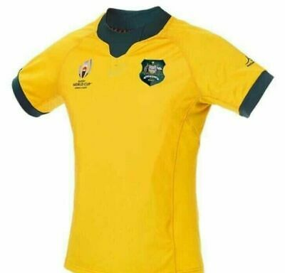 Wallabies 2019 Rugby World Cup Jersey