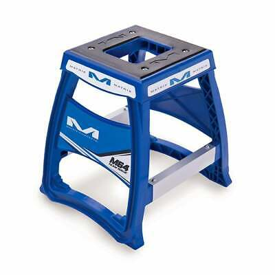 Matrix M64 Elite MX Motocross Bike Stand - Blue