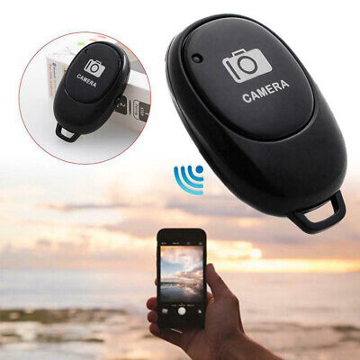 Wireless Bluetooth Remote Shutter Button For Selfie Photo Video Recording Tool
