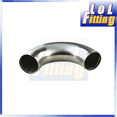 Exhaust Mandrel Bend 2.5 inch 63.50mm 135 degree bend Stainless Steel