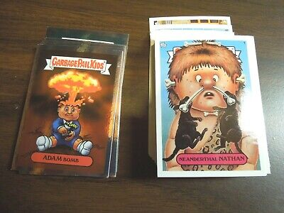 2003 03 Garbage Pail Kids GPK EUROPE Series 1 one Complete Set 58 cards Mint
