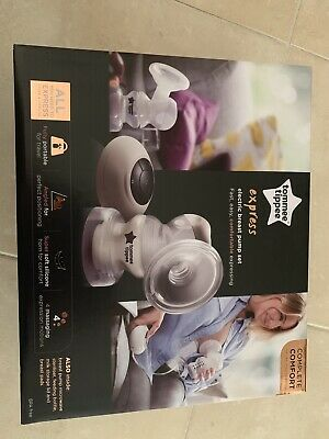 Tommee Tippee Express Electric Breast pump Set