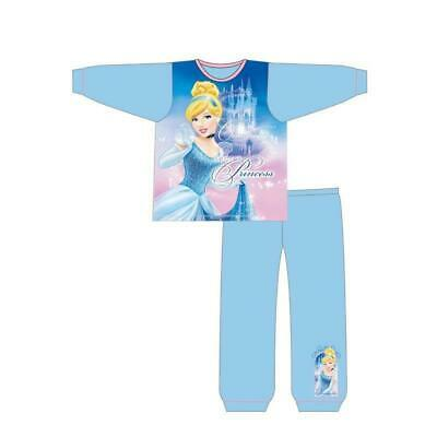 Disney Princess Cinderella Pyjamas Pajamas Pjs Girls Toddlers 18 mths to 5 years