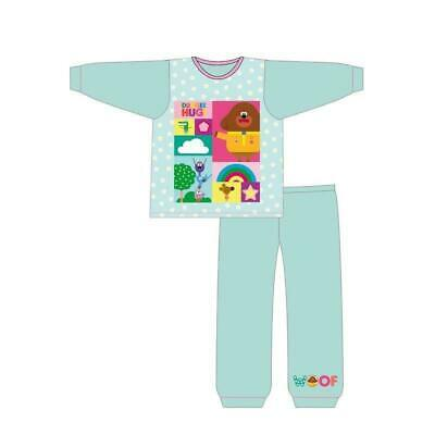 Hey Duggee Pyjamas Pajamas Pjs Girls Toddlers 18 months to 5 Years Official