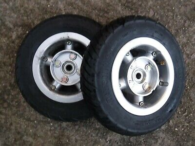 Shoprider Perrero Wheels and Tyres Front