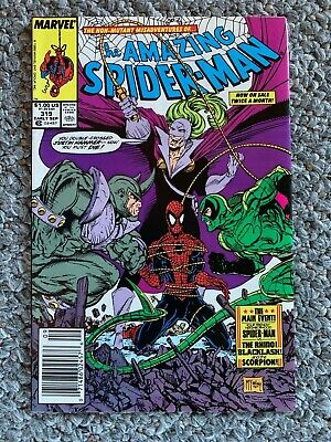 Amazing Spiderman 319  - VF/NM - 10 copies available!
