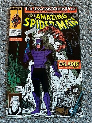 Amazing Spiderman 320  - VF/NM - 10 copies available!