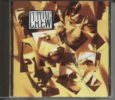 Cutting Crew – The Scattering CD 1989