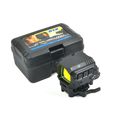 Optical R1X Red Dot Sight Scope Reflex Sight Holographic Sight With IR Function