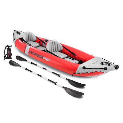 Canoë Kayak 2 places Intex Excursion Pro 68309 Gonflable