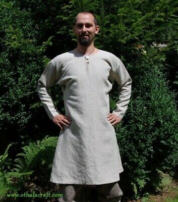 Middle Age Costume Medieval Period Cotton Classic Roman Historical Vast New Vast