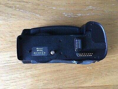 Battery grip for Nikon (fits D300 etc...)