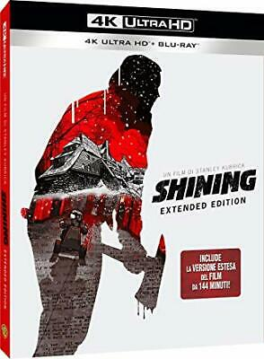 Shining  Extended Edition   4K Ultra Hd + Blu-Ray