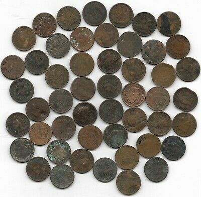 Unopened Indian Head Cent Penny Roll Old US Coins Lot 1859-1909 P S