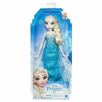 Disney's Princes Elsa Classic Fashion Doll from Frozen - Brand New