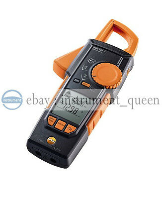 testo 770-1 Clamp meter 0590 7701 Fully retractable pincer arm for maximum