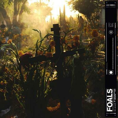 Foals Everything Not Saved Will Be Lost Part 2 CD NEW