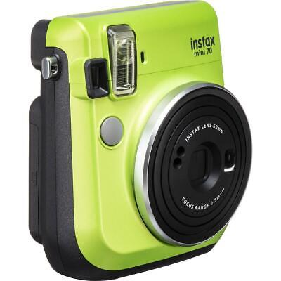 Fujifilm instax mini 70 Instant Film Camera, Kiwi Green #16561874