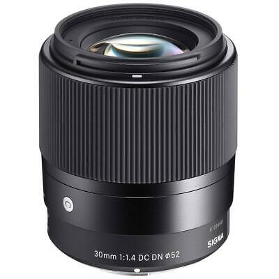 Sigma 30mm f/1.4 DC DN Contemporary Lens for Canon EF-M mount Cameras #302971