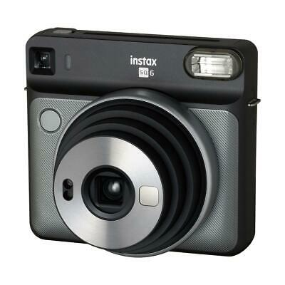 Fujifilm Instax SQUARE SQ6 Instant Film Camera, Graphite Gray #16581472