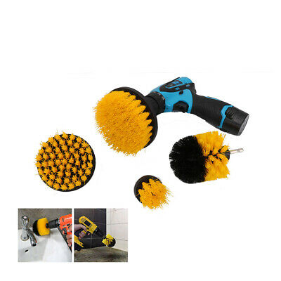 "2""~5"" Drill Cleaning Brush Attachment Rotary Tool for Bathroom Surface 1Pcs"