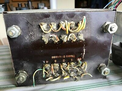 Western Electric Power Trans for Tube Amp 460V