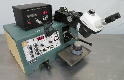 C163351 Hybond 552 45° Feed Thermocompression Wedge Wire/Ribbon Bonder refurb'd