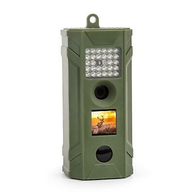 DURAMAXX Grizzly S Caméra de surveillance infrarouge 5MP HD CMOS IP54 - vert