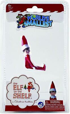 World's Smallest - The Elf on the Shelf a Christmas Tradition - Mini - In Stock