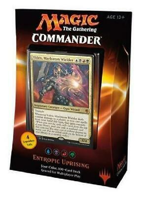 Commander 2016 Entropic Uprising Deck (MTG) New MTG Magic 2B3