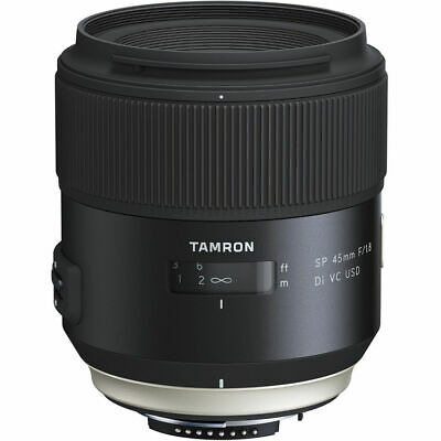 Tamron SP 45mm f/1.8 Di VC USD Lens for Nikon F Lens