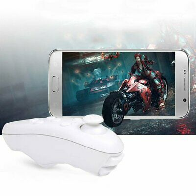 Wireless Bluetooth Gamepad Remote Controller For VR BOX PC Phones Android IOS 4D